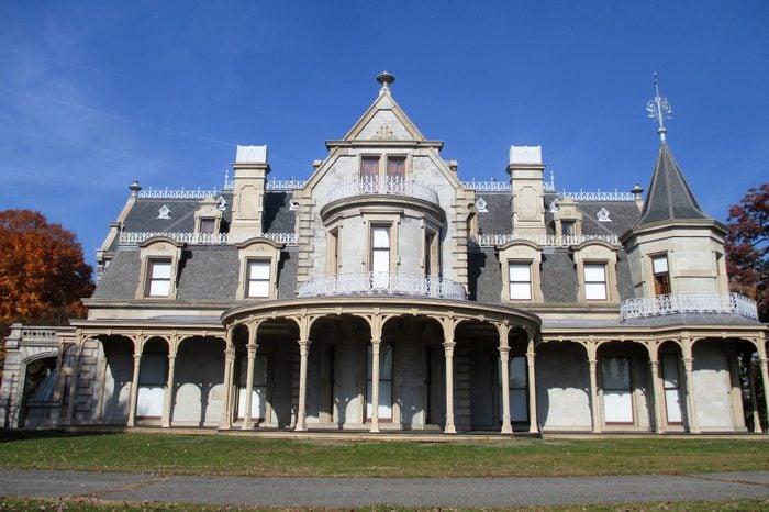 Connecticut: Lockwood-Mathews Mansion