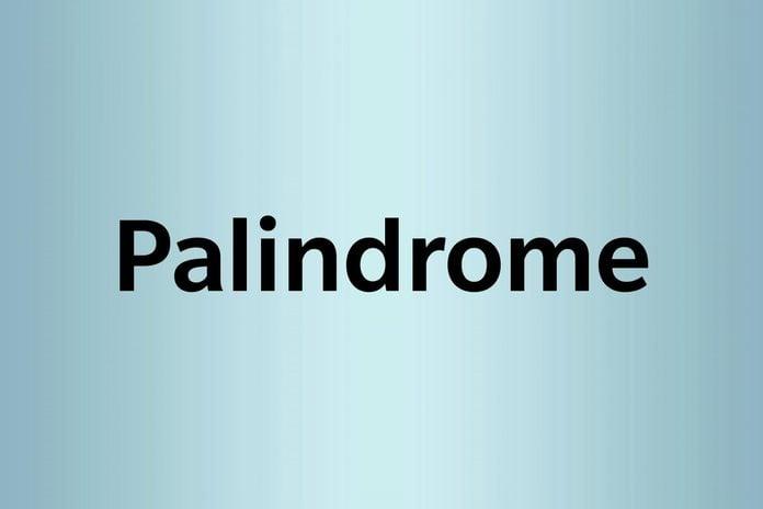 Paindromes8