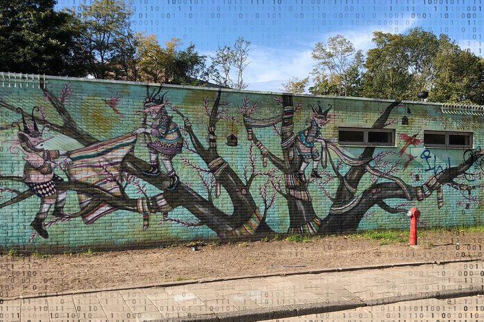 street art museum amsterdam live stream