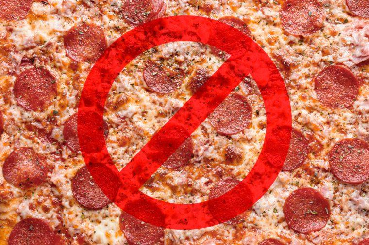 pizza big portions