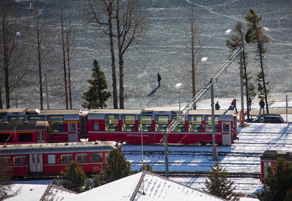 Places To Visit - St. Moritz