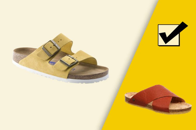 sandals cult following products