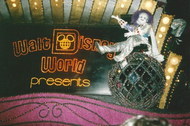 spectro magic disneyworld 90s nighttime parade