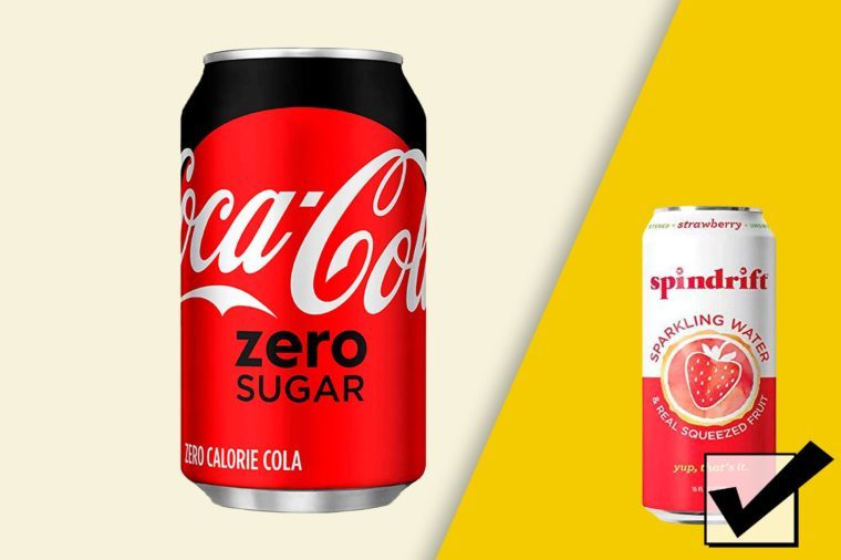 what to use instead of coke zero sugar