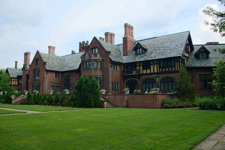 Ohio: Stan Hywet Hall and Gardens
