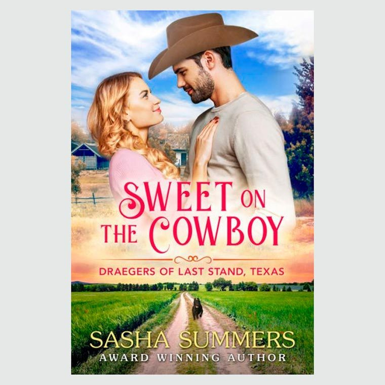 sweet on the cowboy cover