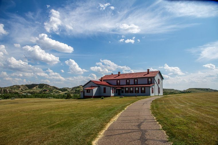 North Dakota: Chateau de Mores