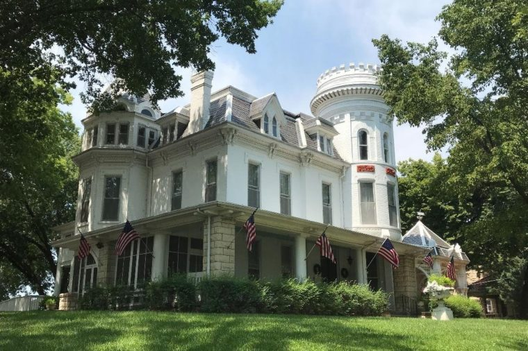 Kansas: The Evah Cray Historical Home