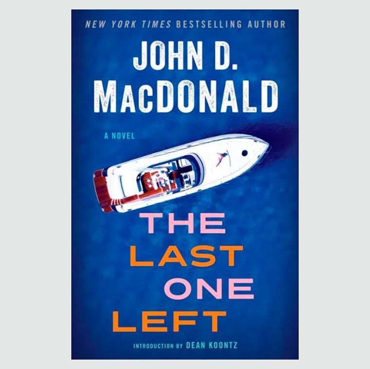 the last one left cover
