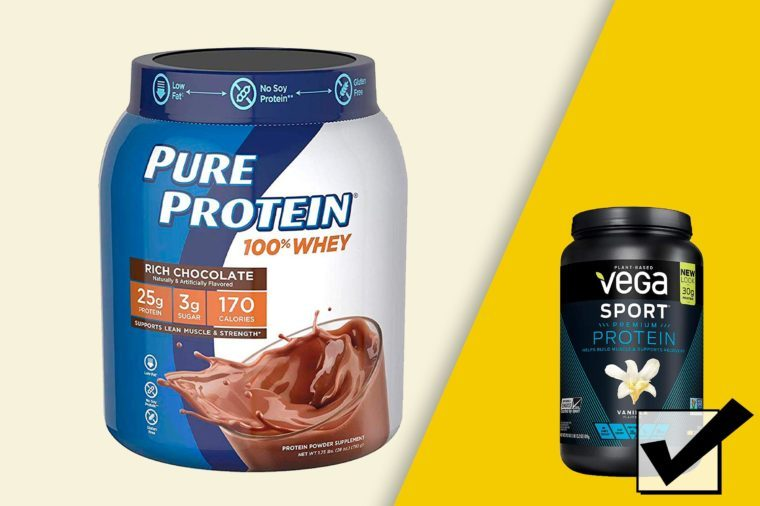 what to use instead of pure protein