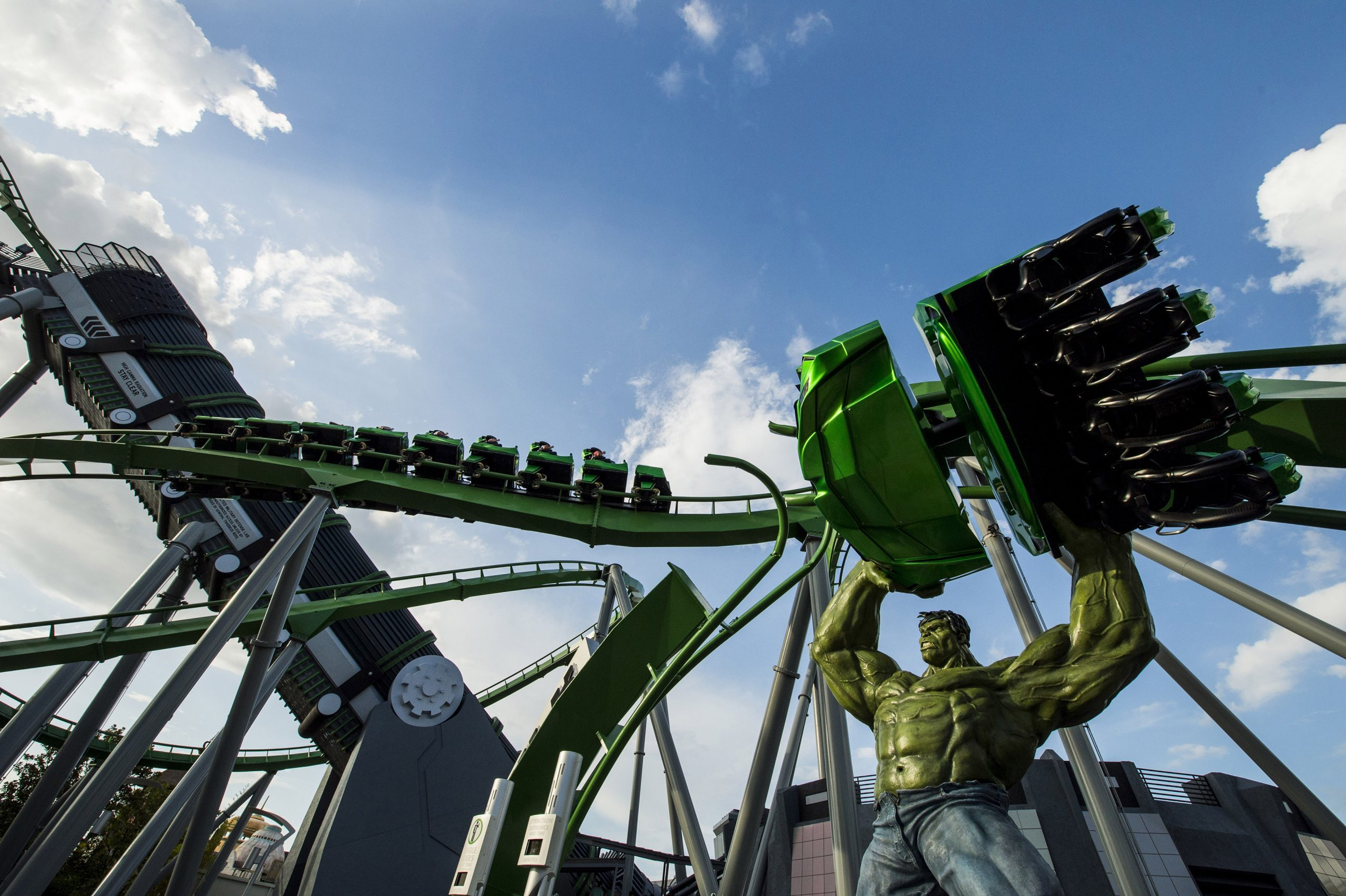 incredible hulk coaster orlando universal resort