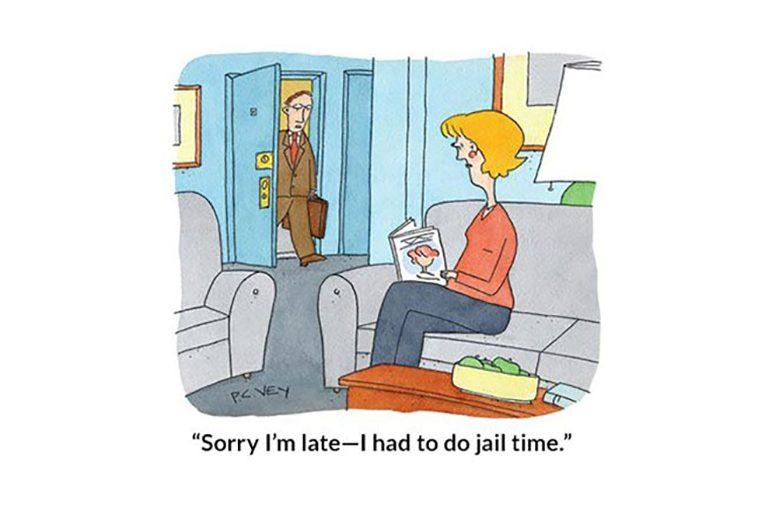 work cartoon