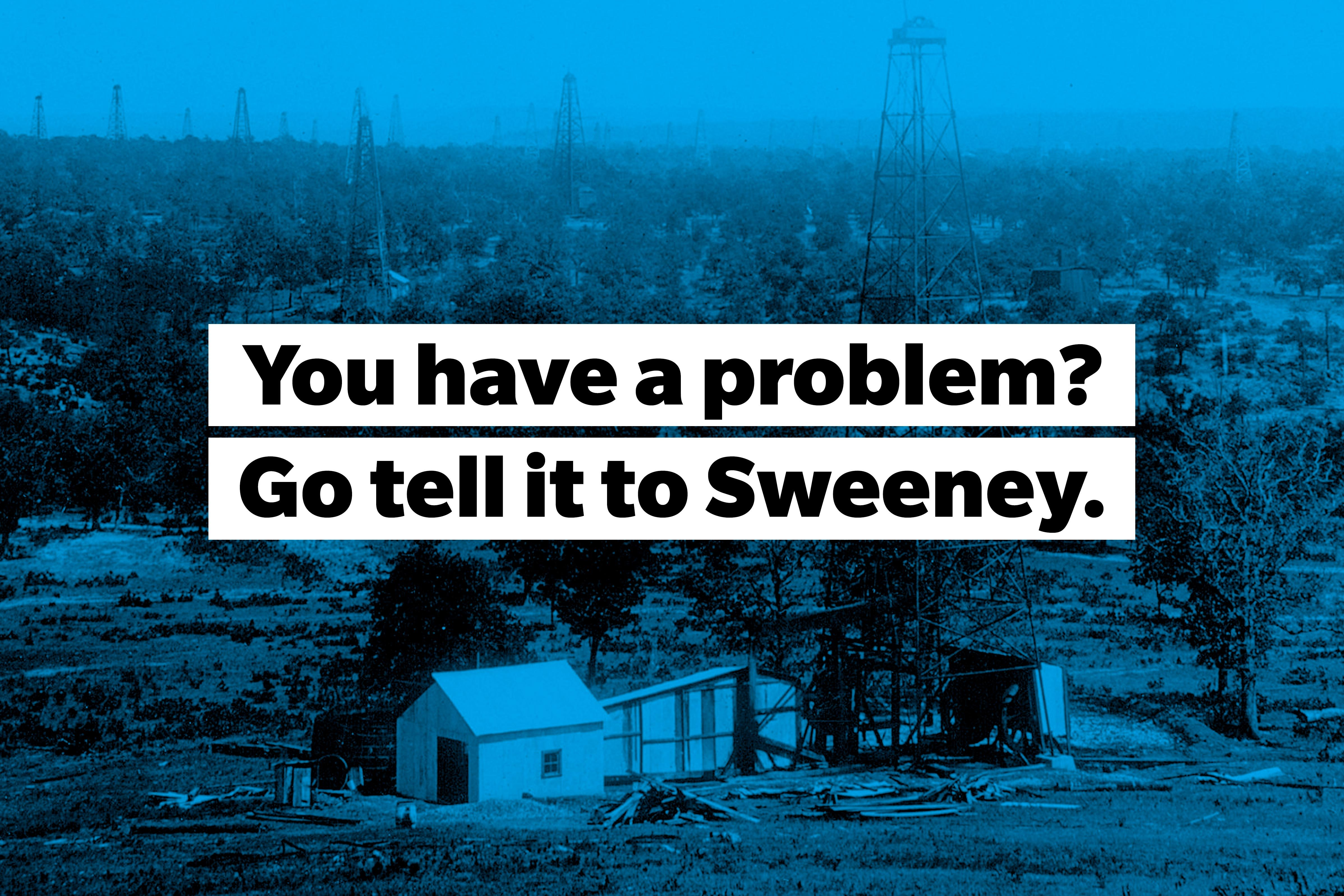 slang words Tell it to Sweeney