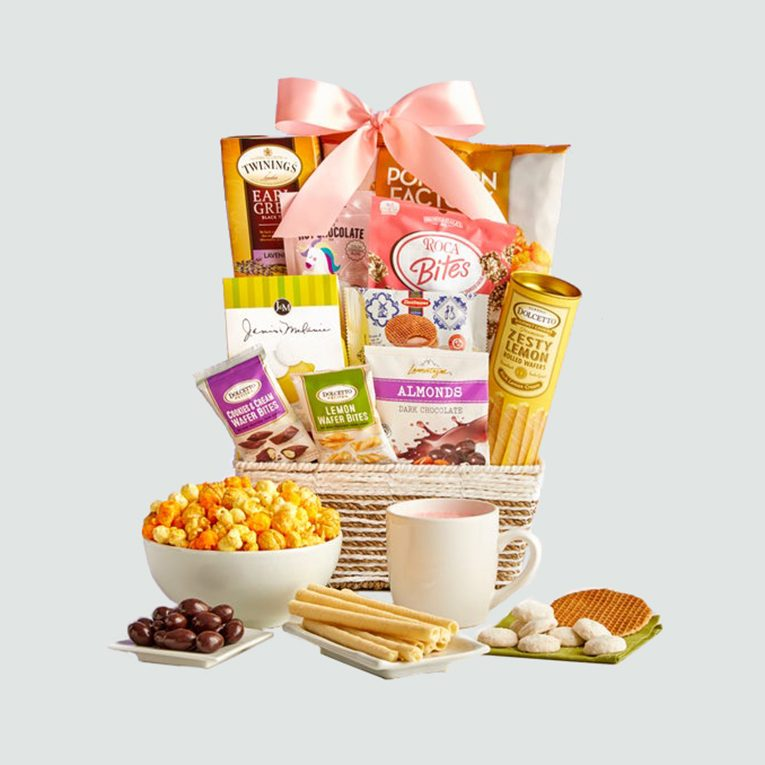 1-800Baskets.com Charming Mother's Day Treats Basket