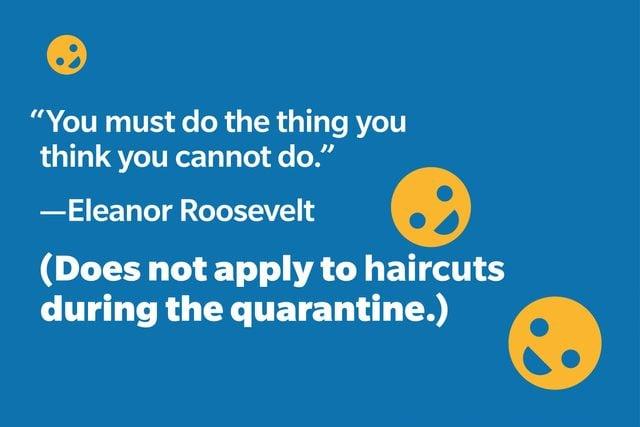 funny coronavirus quote