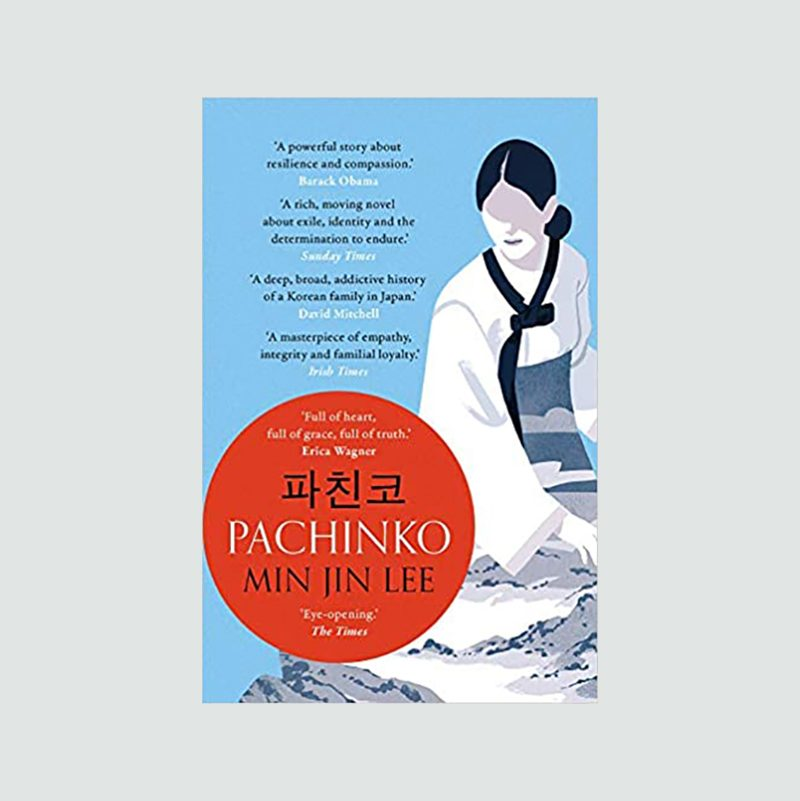 Pachinko by Min Jin Lee book