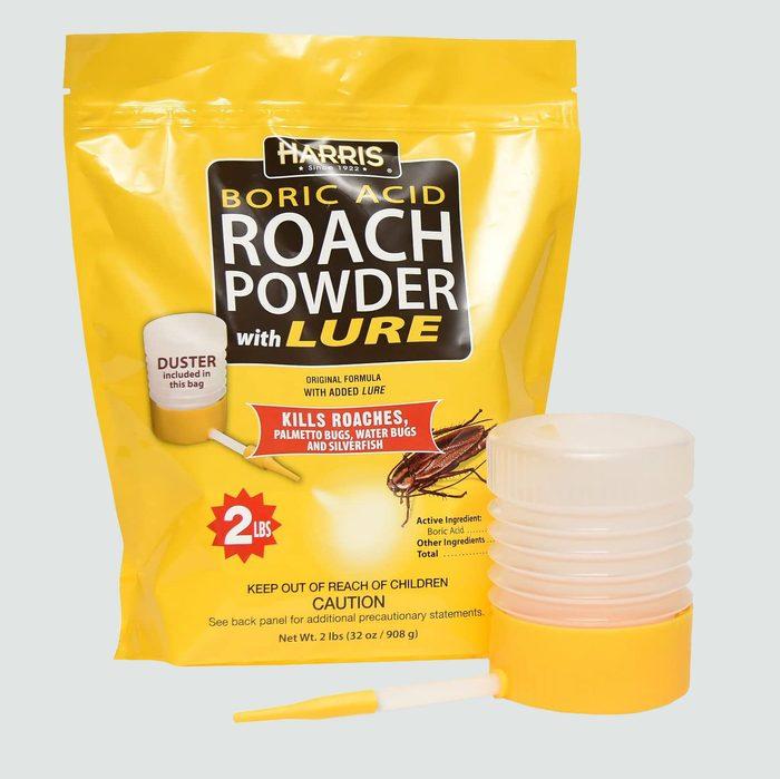 Cockroach Powder: Boric Acid