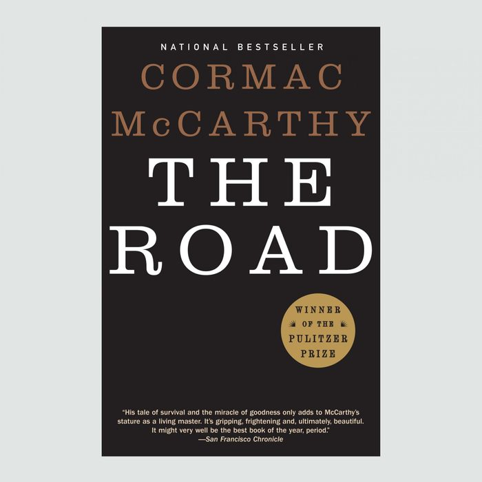 The Road by Cormac McCarthy book