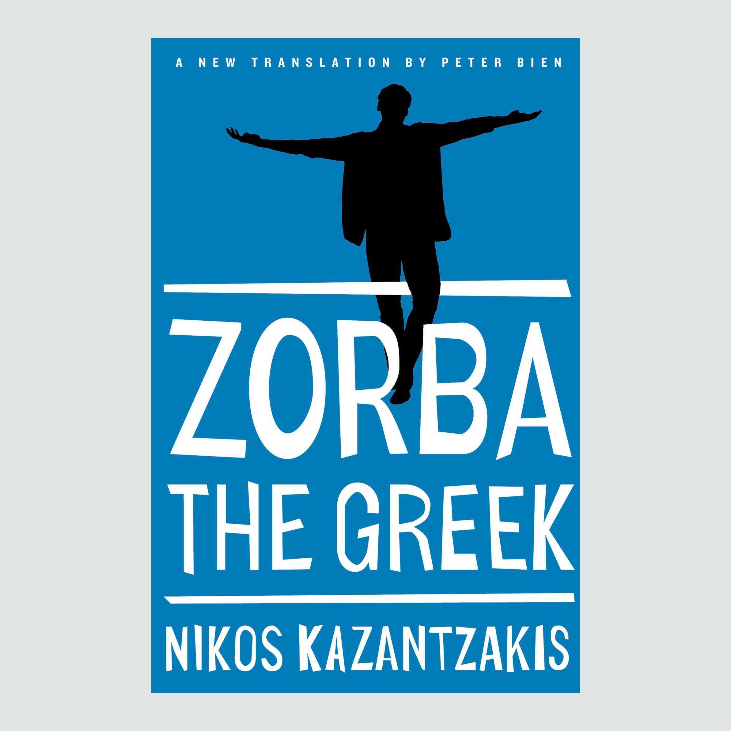 Zorba the Greek by Nikos Kazantzakis book