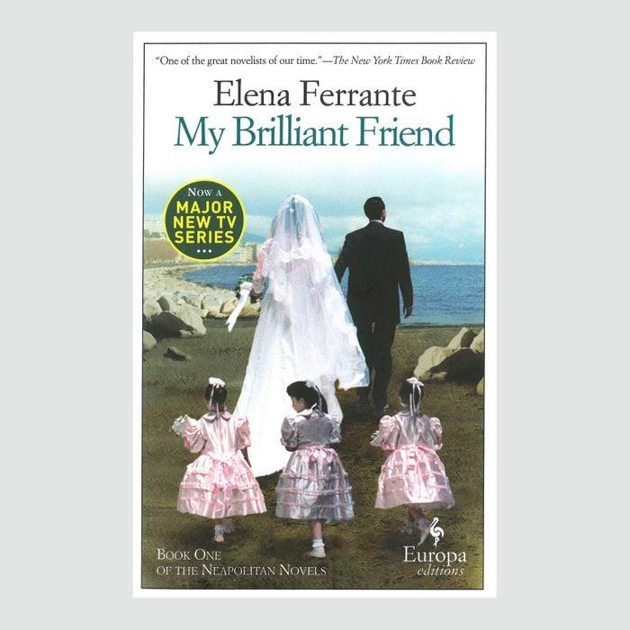 My Brilliant Friend by Elena Ferrante book