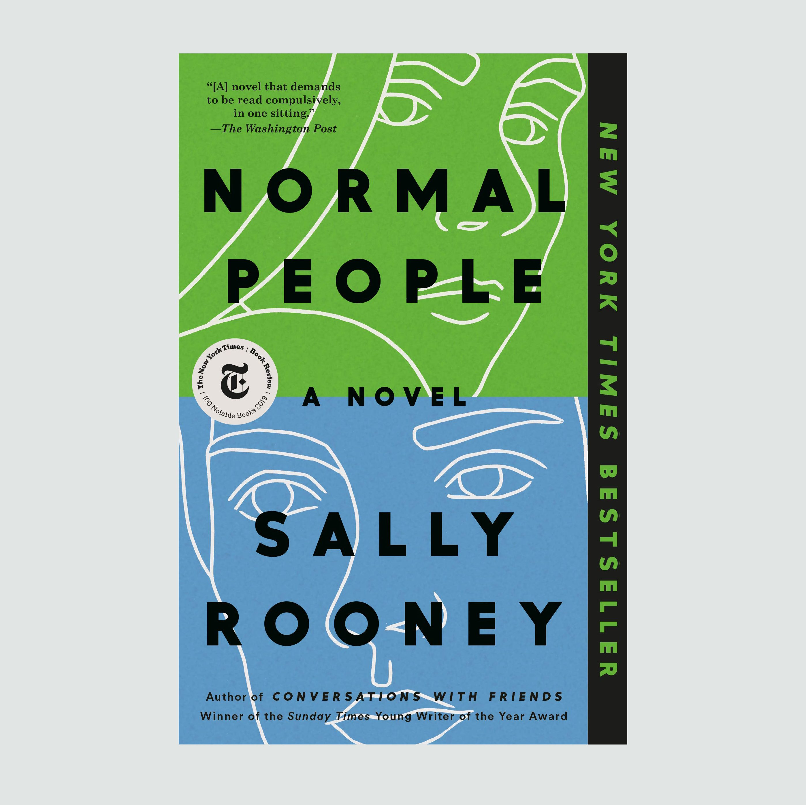 Normal People by Sally Rooney book