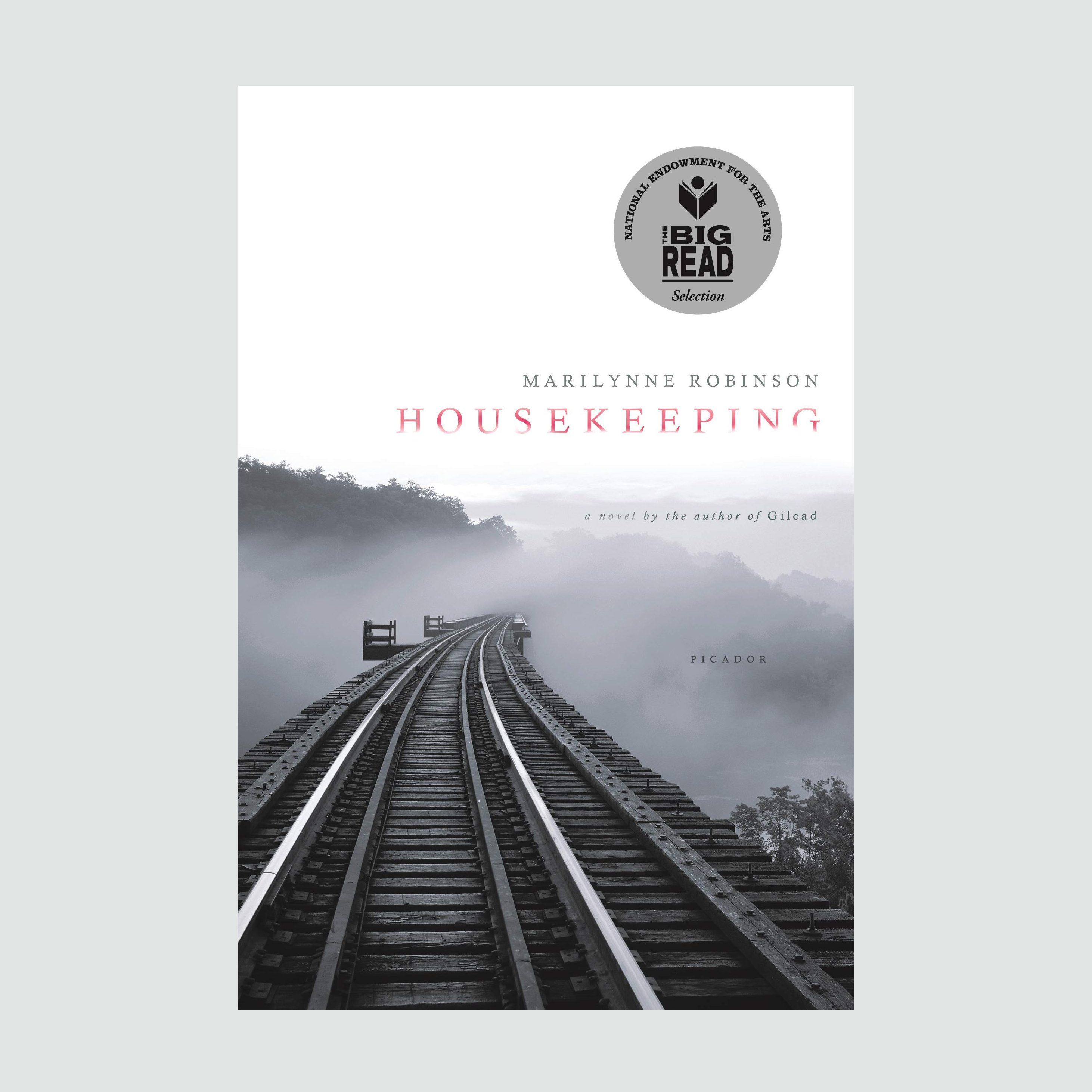 Housekeeping by Marilynne Robinson book