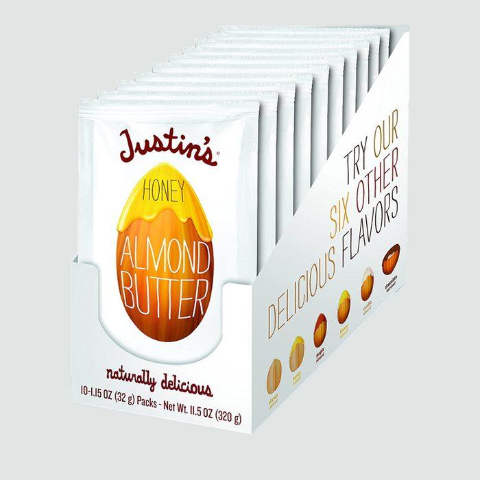 honey almond butter packs