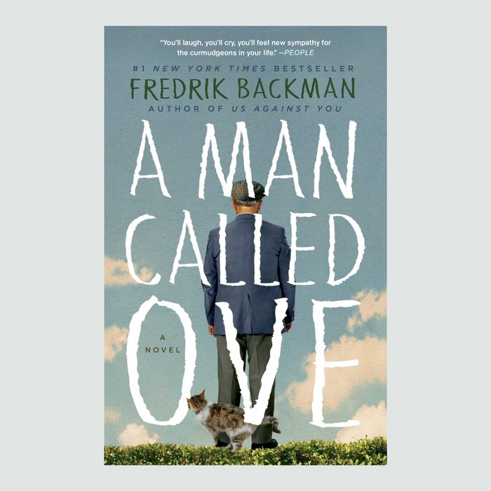 A Man Called Ove by Fredrik Backman book