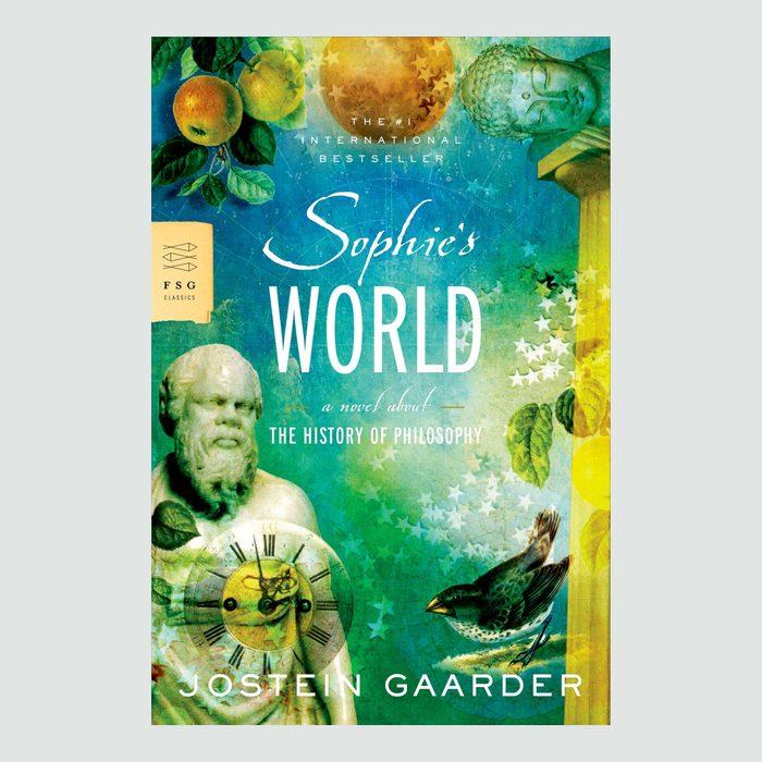 Sophie's World by Jostein Gaarder book