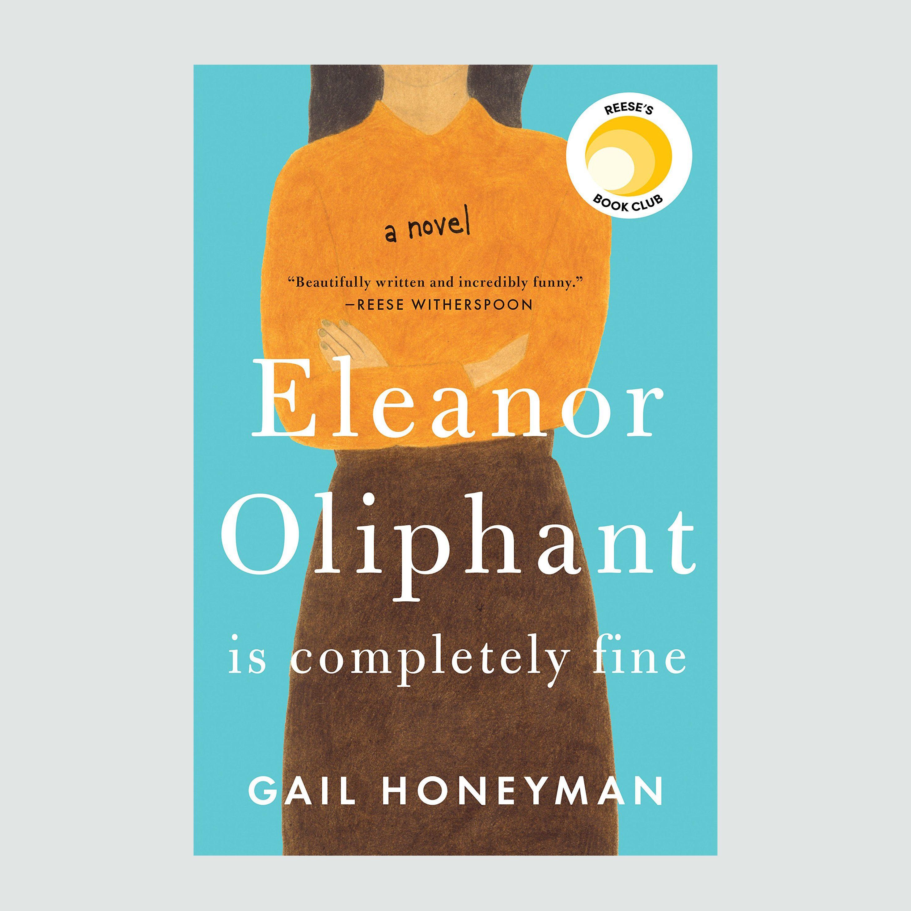 eleanor oliphant book