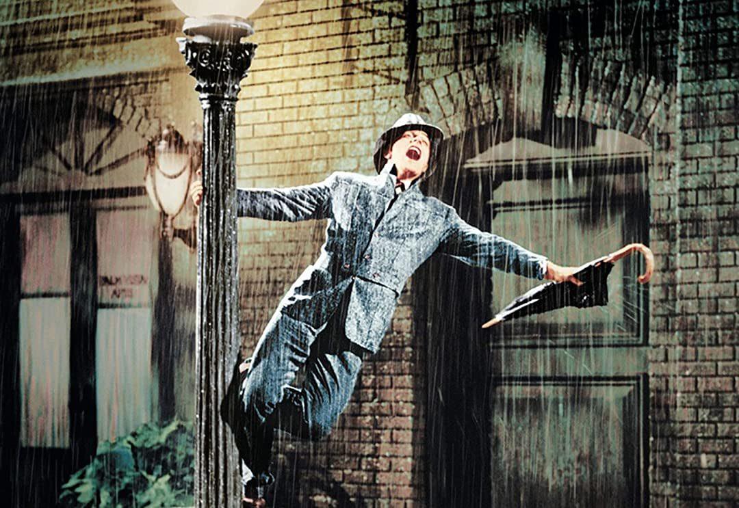 singin in the rain movie