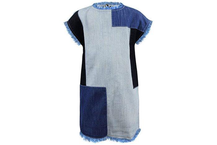 Blu And Blue New York Chloe Denim Shift Dress