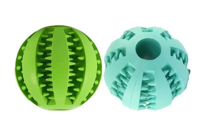 Bojafa Dog Puzzle Teething Toys