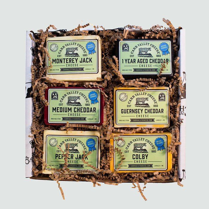 cheese gift box