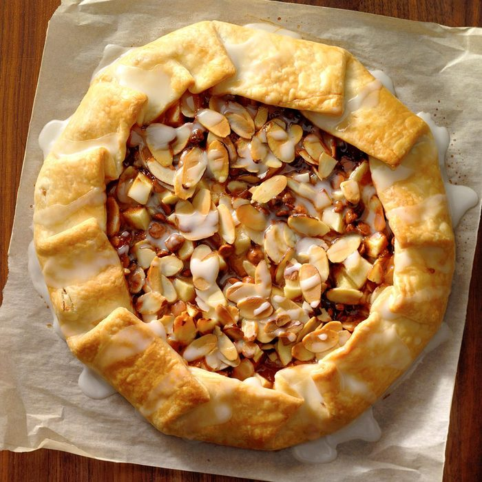 Cinnamon Apple Tart