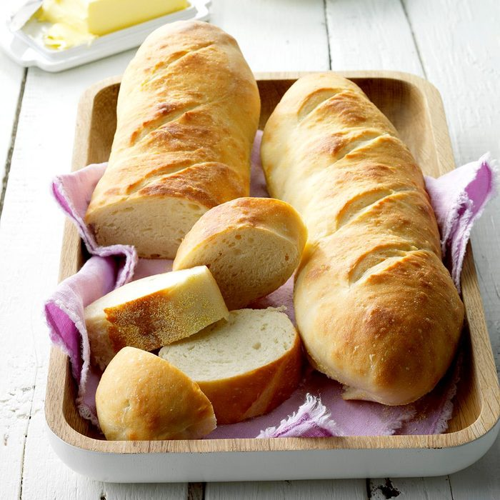 Virgo: French Loaves