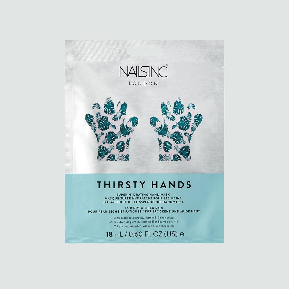 hand cream gloves