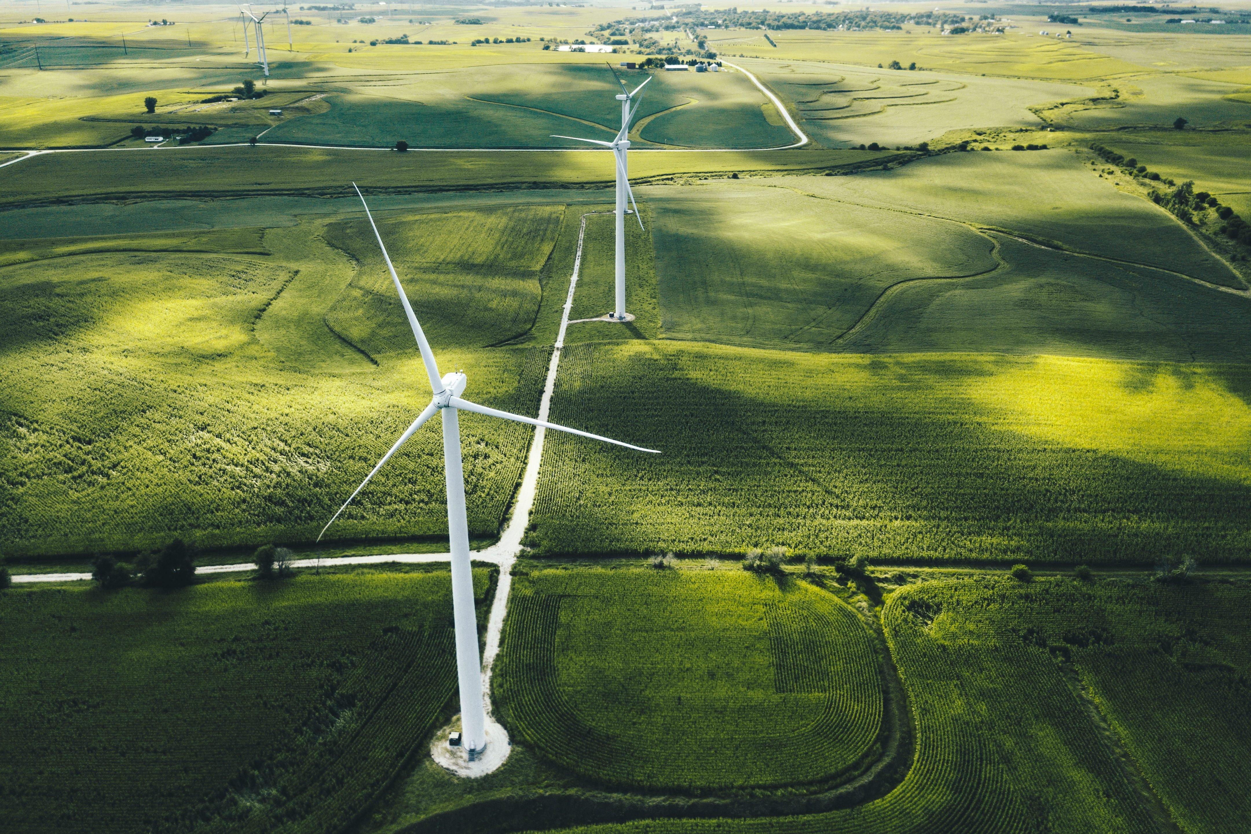 wind turbine in iowa