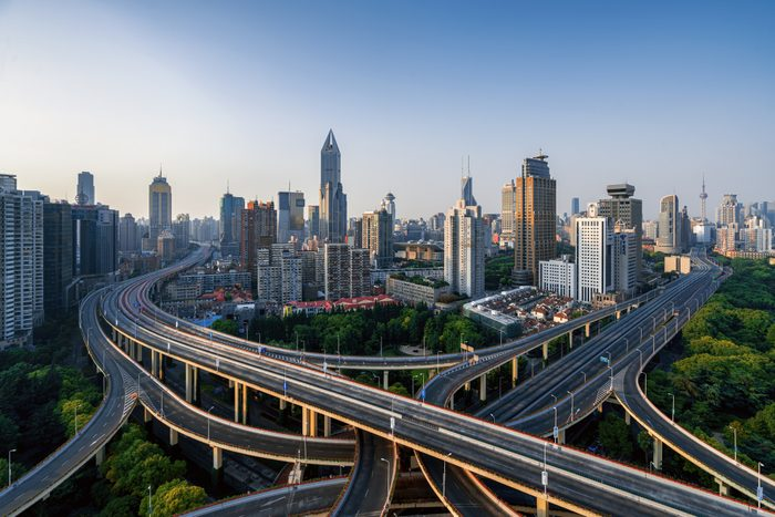 Shanghai Exhibition Center for Art Architecture