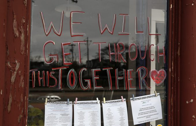 Restaurants Struggle During Pandemic