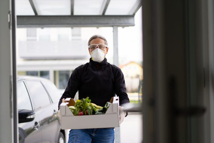 food delivery during covid-19