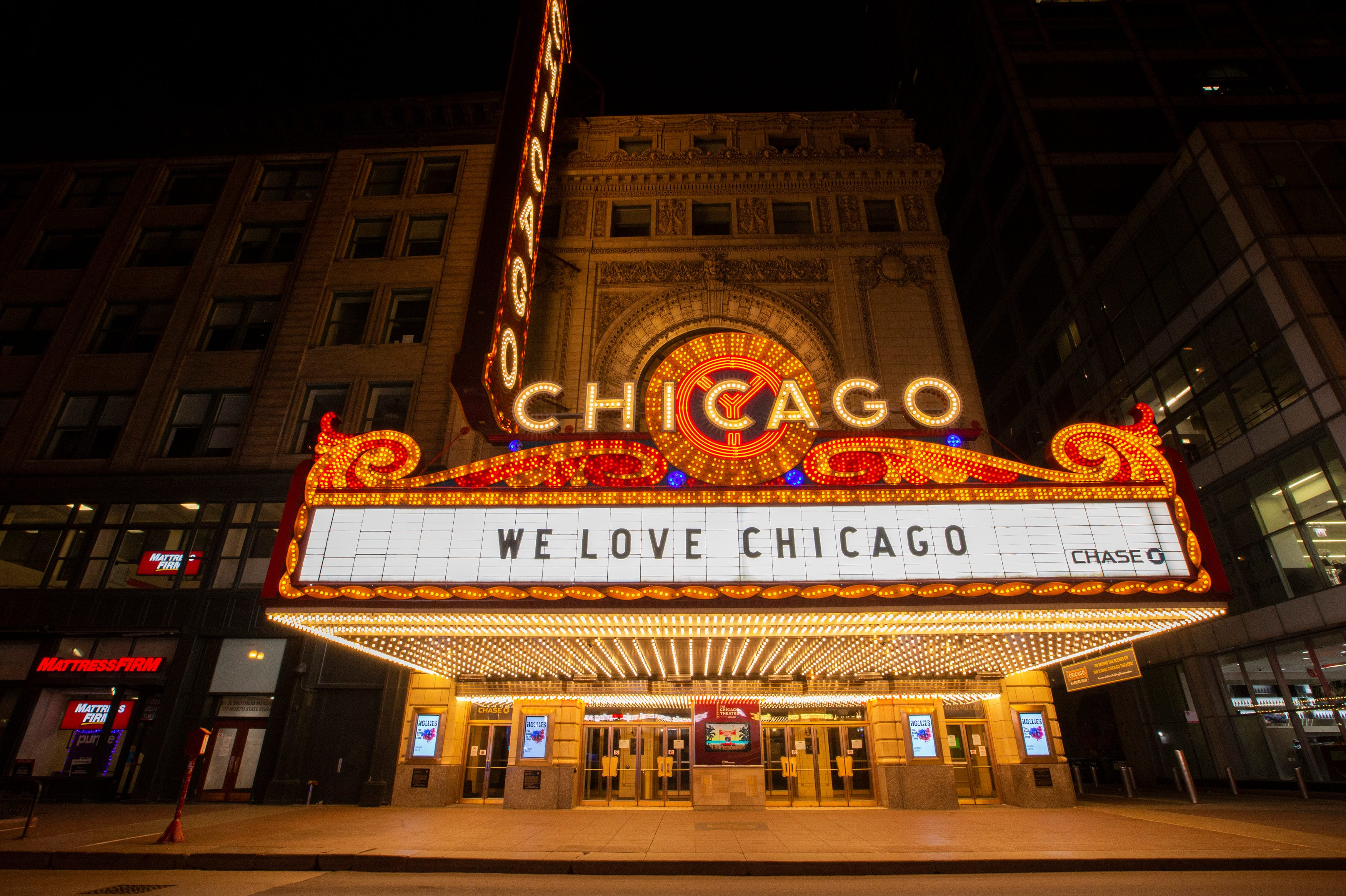 Chicago Continues To Idle During Coronavirus Shutdown