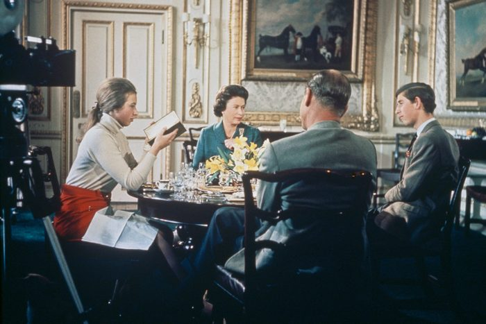 Royal Family Lunch
