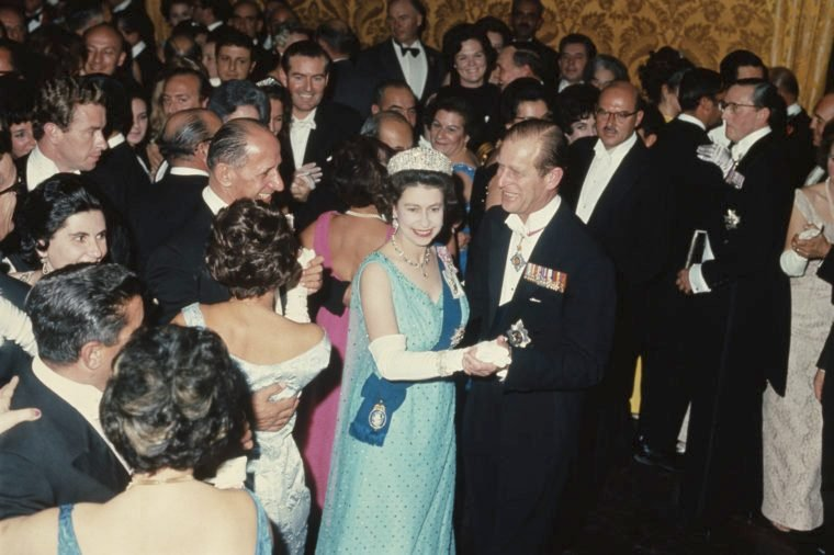 Queen In Malta