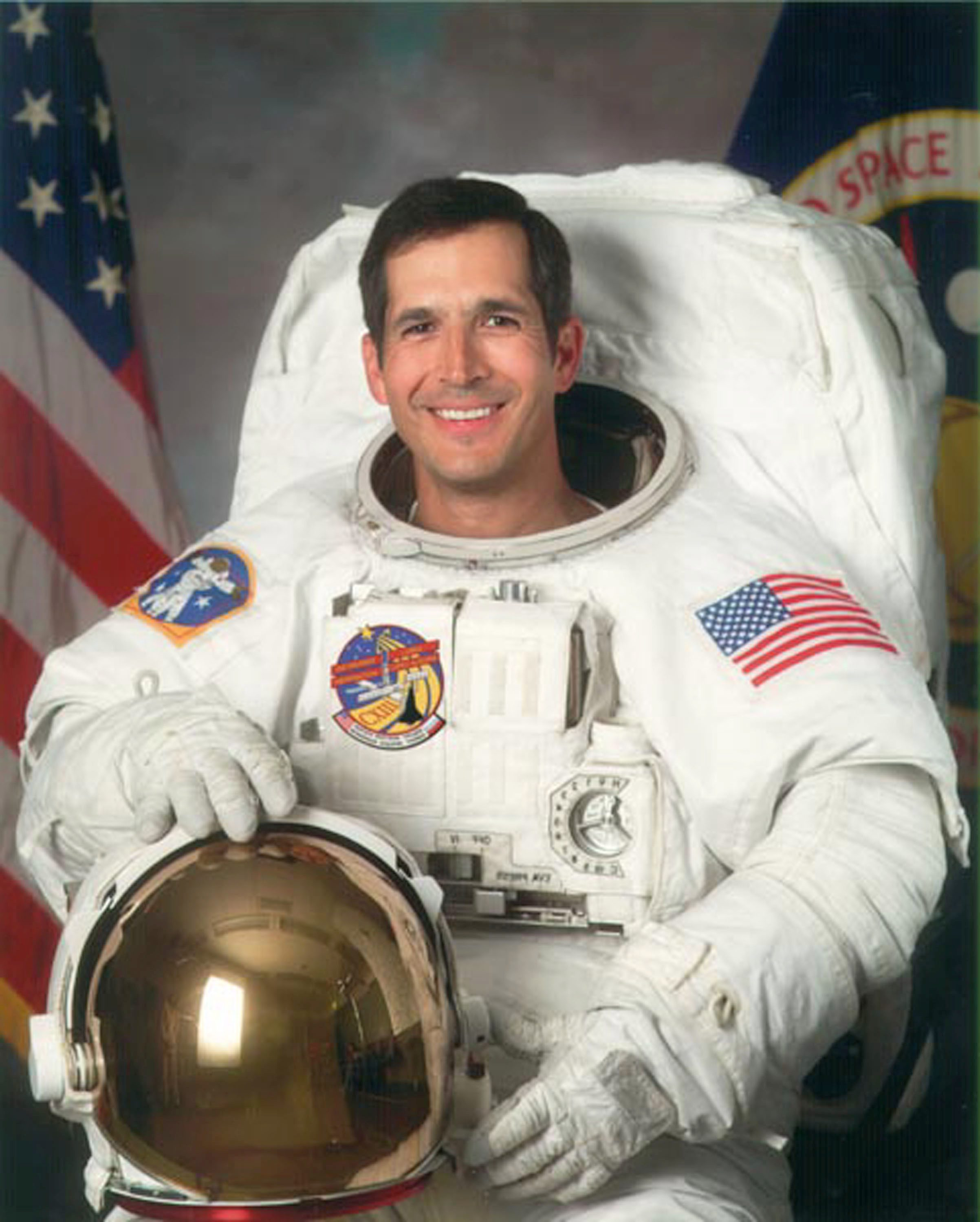 First Native American Astronaut Ready For Take-Off