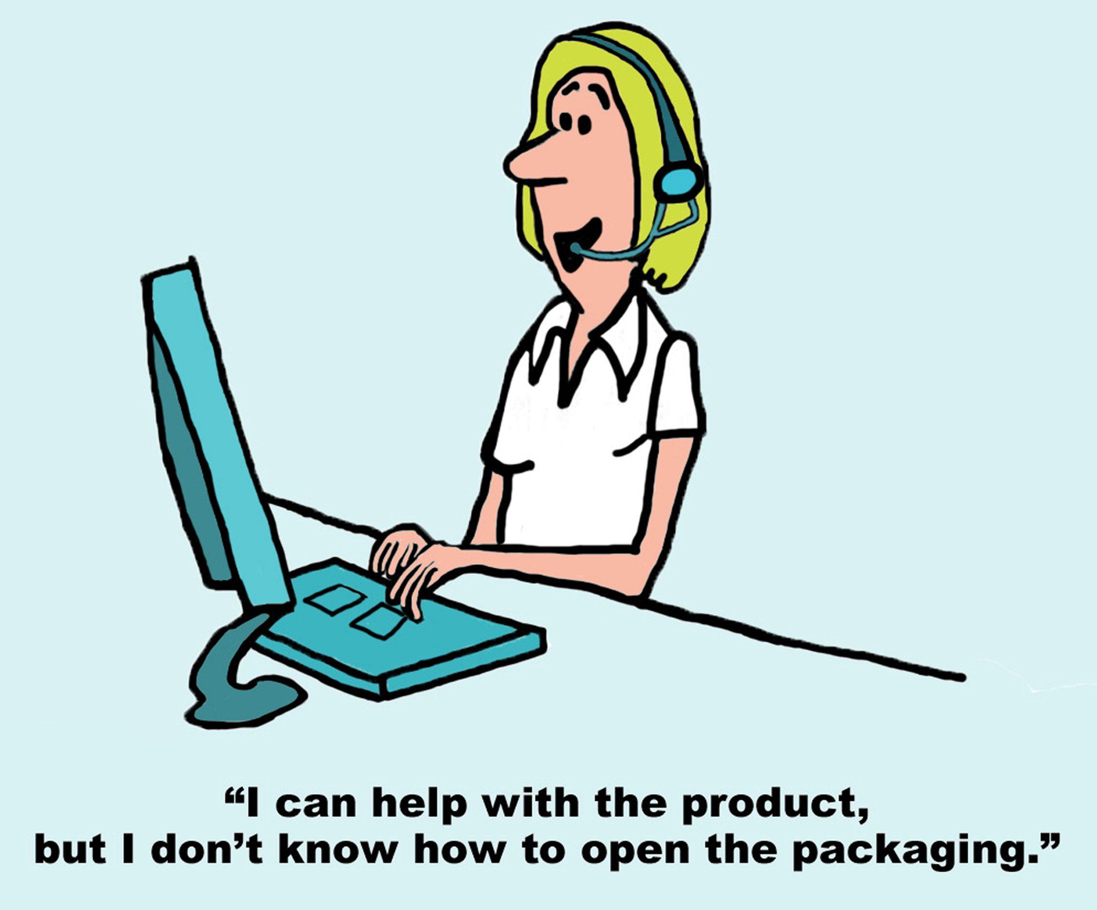Helpful Customer Service