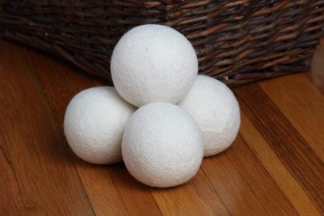 Sheep dryer ball