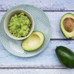 Guacamole Appetizer Squares Recipe