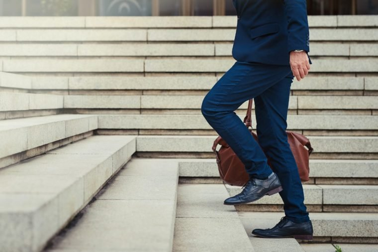Climbing the steps to success