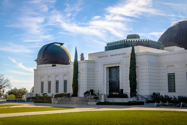 Griffith Observatory - Los Angeles, California, USA